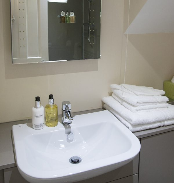 Bedroom 3 Sink